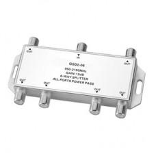 Сплиттер GS02-06 1х6