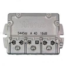 Ответвитель 5445 Televes T4/16