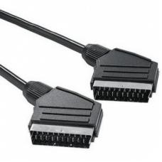 Шнур SC1001B SCART-SCART 3.0м