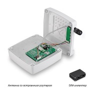 Роутер Rt-Ubx sH RSIM с USB модемом Huawei E3372, с поддержкой SIM-инжектора