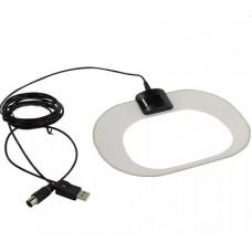 Антенна ДМВ BAS-5119-USB с усилителем